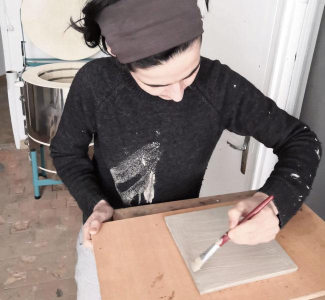 Ana-Belen Castillo - céramiste