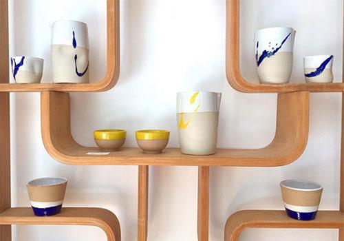 Curieuse Galerie - Paris 11 - Ana-Belen Castillo céramiste