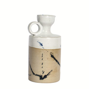 Oil - Bouteille - Ana Belen Castillo - céramiste